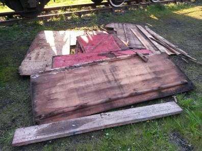 Wood Sides