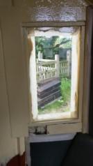 Masked ducket window