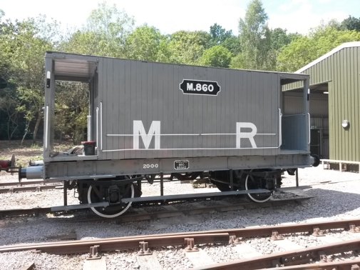 Pre Grouping Midland Railway