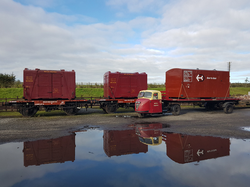 11/10/20 Containerised Freight Revival